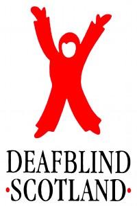 Deafblind Scotland logo. Please click on logo to visit partner's website.
